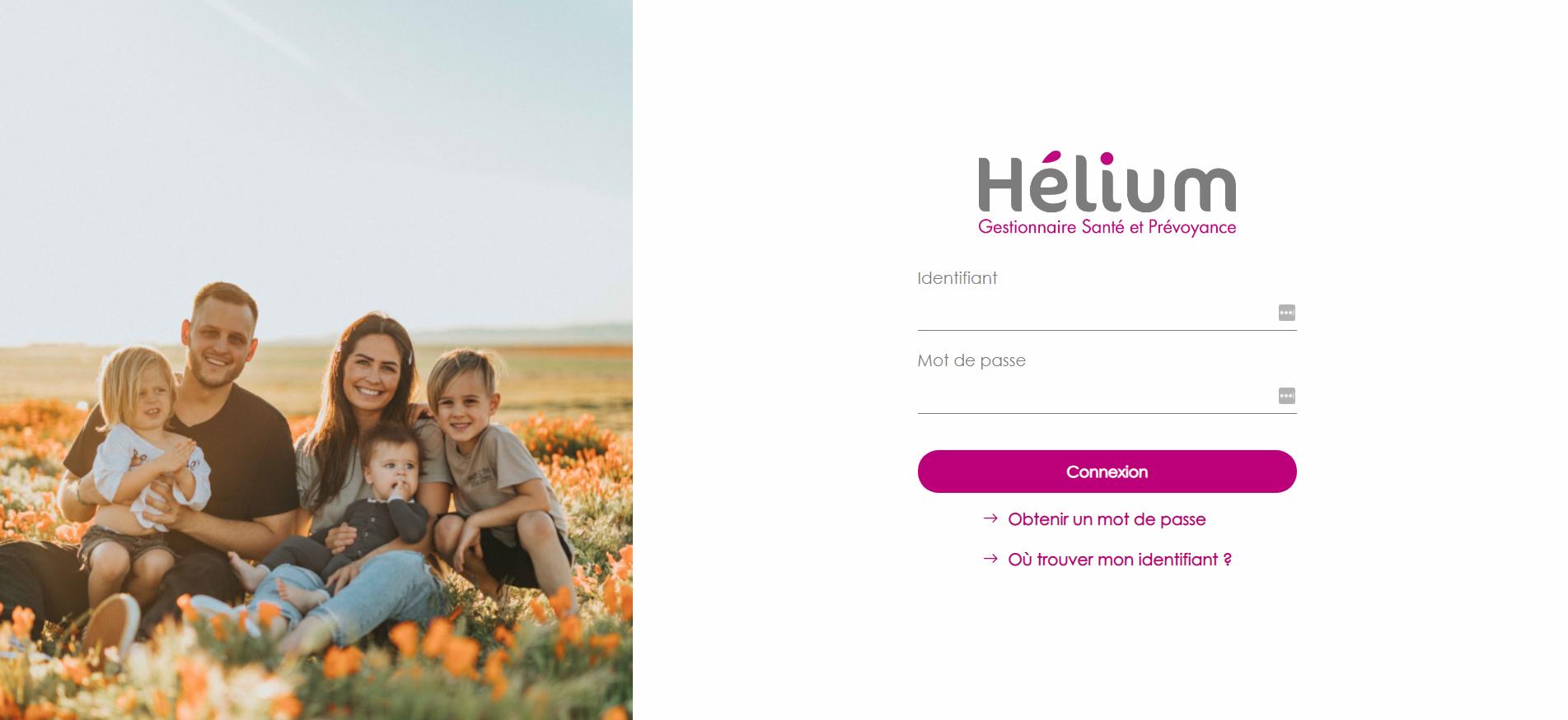 Helium Gestion Santé